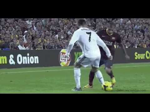 dani alves  vs  ronaldo