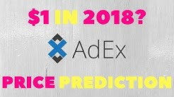 AdEx Price Prediction 2018 - AdEx Coin Review - What is AdEx (ADX) - Is AdEx Better than BAT