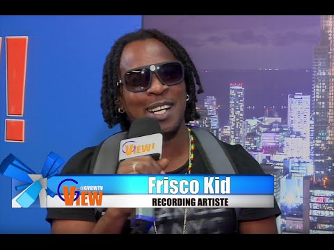Frisco Kid the dancehall veteran interview on (G VIEW TV)