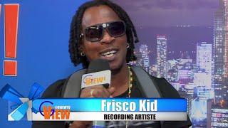 Frisco Kid the dancehall veteran interview on (G VIEW TV) Video