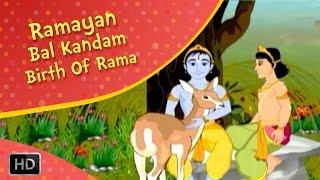 Video Ramayan Full Movie - Bala Kandam - The Birth of Rama - Animated / Cartoon Stories for Kids - Epic download MP3, 3GP, MP4, WEBM, AVI, FLV Agustus 2018