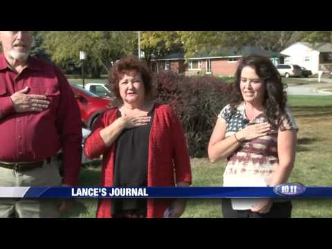 Lance's 'Warren Pool Flag' Journal, Nov  7, 2016