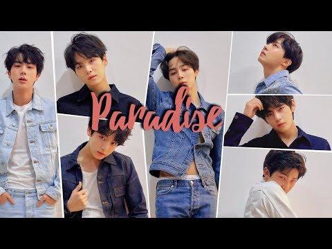 [RUS SUB] BTS - 낙원 (Paradise)