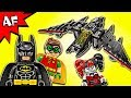 Lego Batman Movie The BATWING 70916 Speed Build