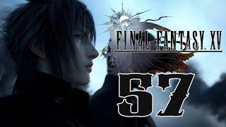 Крепость Зегнавт. Final Fantasy XV. Прохождение Final Fantasy 15. Серия 57.