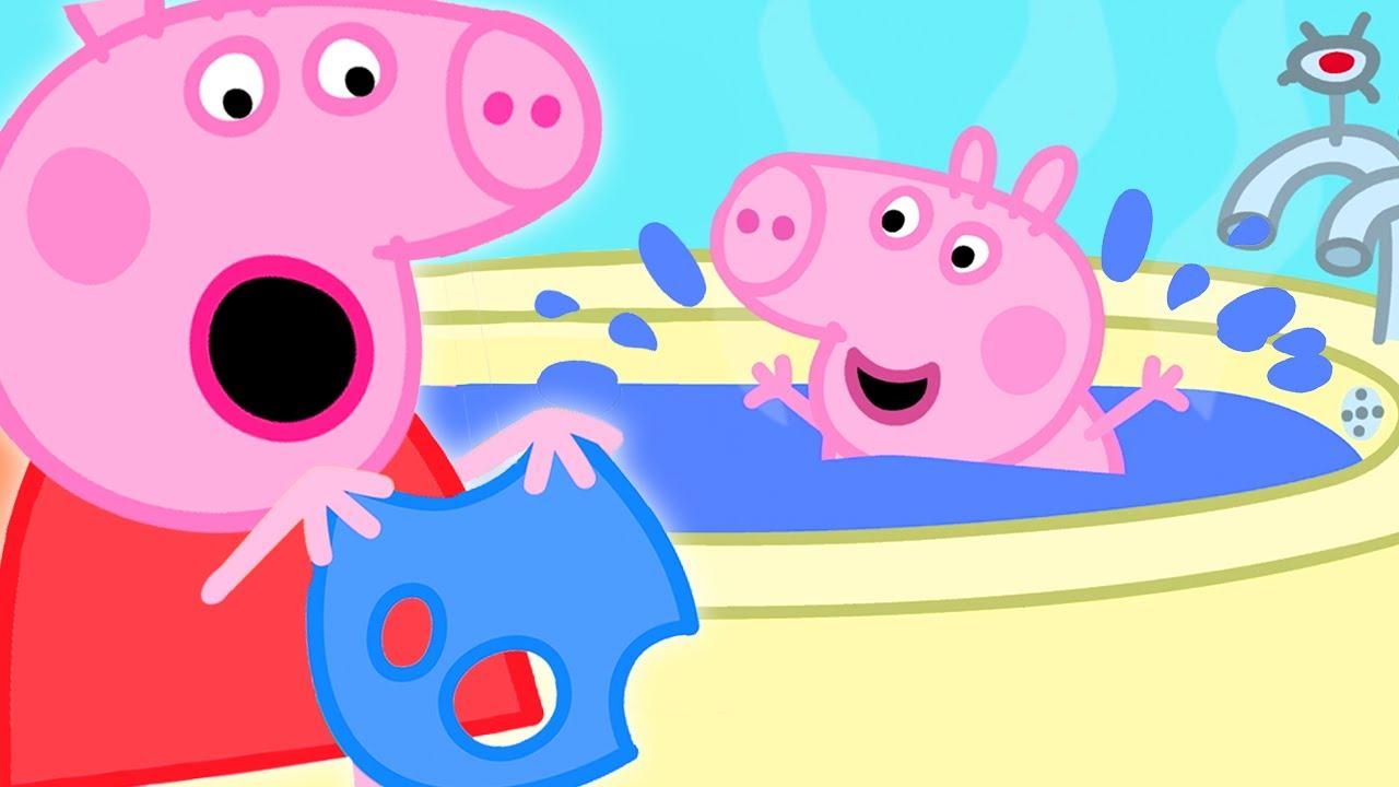 Neue Anziehsachen für Schorsch NEU! ⭐ Cartoons für Kinder | Peppa Wutz Neue Folgen