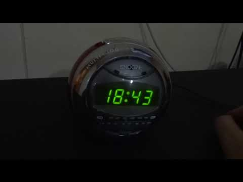 Radio Ceas cu Proiectie Tokai LRE134