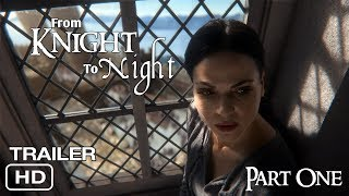 From Knight to Night Trailer #4(PART ONE) | Swan Queen FanFiction | Regina & Emma | Once Upon A Time