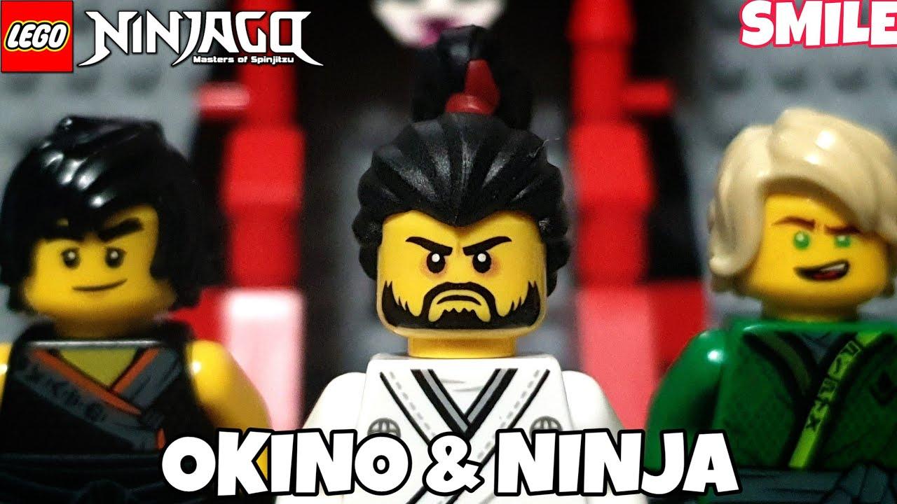 Lego ninjago season 12 Okino & Ninja action stop motion