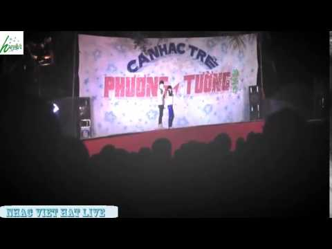 Pham Truong hat LIVE  | LK Dang Moi Remix + Tinh Ngo Nhu La