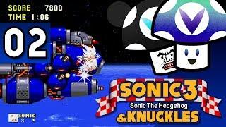 [Vinesauce] Vinny & Imakuni - Sonic 3 & Knuckles (part 2) + Art!