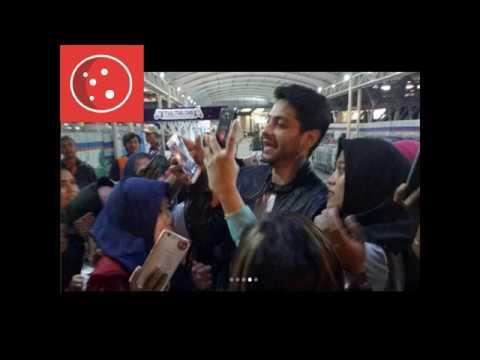 WOW! LIHATLAH KEBERSAMAAN MISHAL RAHEJA DENGAN PARA FANSNYA DI INDONESIA