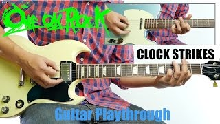 ONE OK ROCK - Clock Strikes Guitar Playthrough Cover By Guitar Junkie TV HD