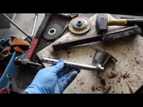1969 VW Bug Project - Episode 13 - EMPI EZR Shifter Refurb and