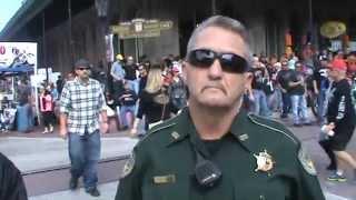 Police problems... Street Preaching !!!
