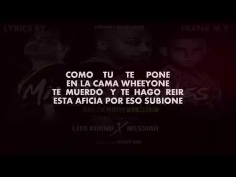 Golden Boy Ft. Messiah Y Lito Kirino - Miles De Posiciones (Lyrics/Letra2016)
