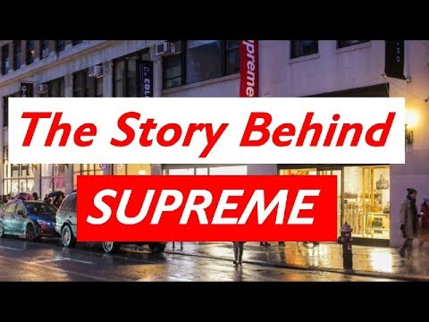 The Story Behind Supreme