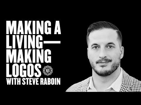 Making A Living Making Logos thumbnail