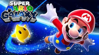 I'VE WANTED TO REPLAY THIS FOR SO LONG... || Super Mario Galaxy Part 1