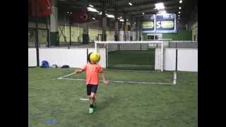 MESSI 8 YEAR OLD THE BEST - NEW BALLON D