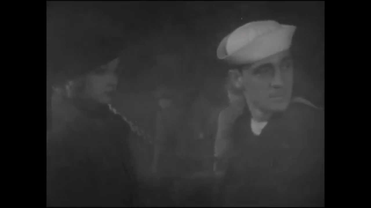 Carole Landis Early Scene ~ 1938 Drama Invisible Menace
