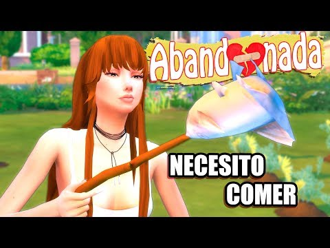 PRIMERAS COMPRAS PARA SOBREVIVIR   Ep.2   #Abandonada ~ Los Sims 4 en español