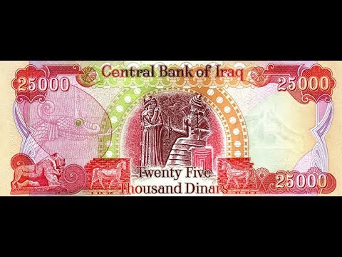 C365 Intro Footforward Iraqi Dinar