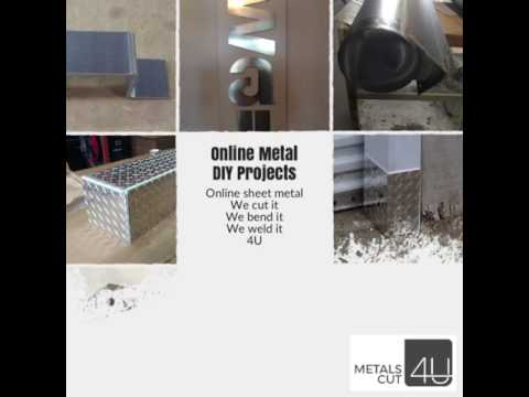Online metal DIY projects