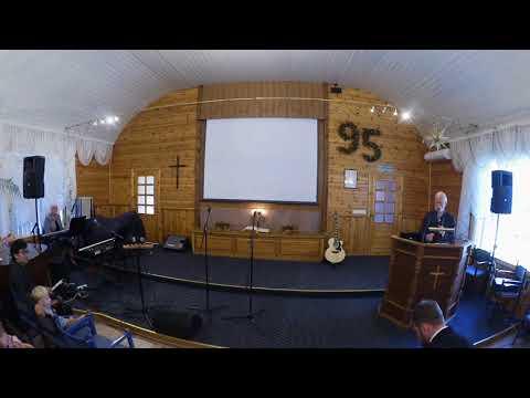 Paide Baptistikoguduse 95. juubeliaastapäeva teenistus