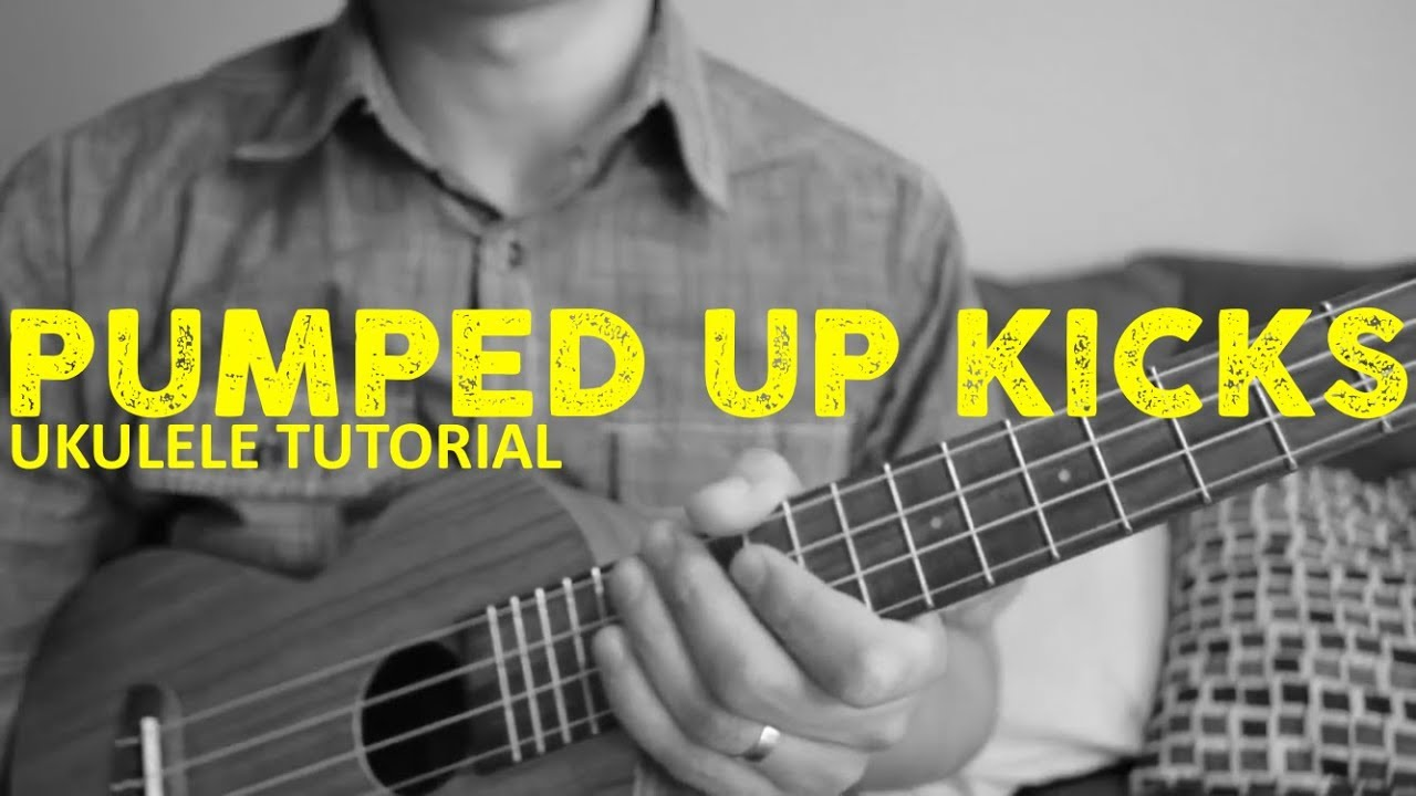 Download Foster The People - Pumped up Kicks (EASY Ukulele Tutorial) - Chords - How To Play