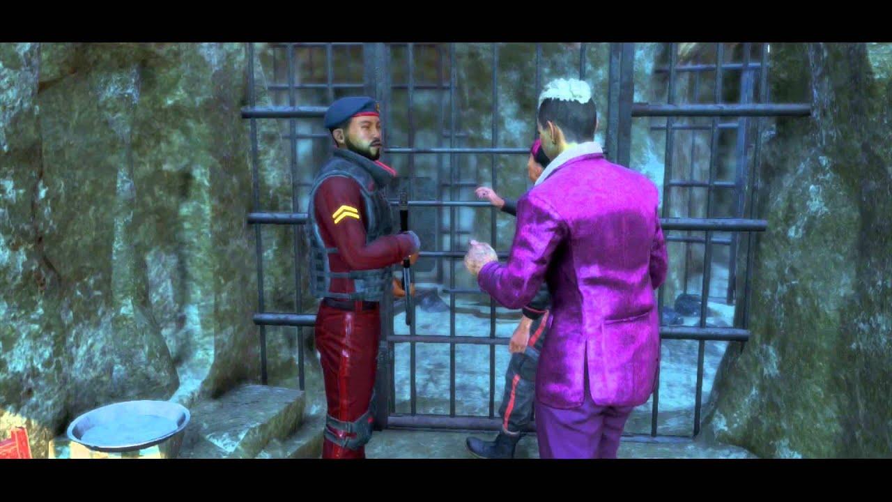 Far Cry 4 Yuma Introduction Scene