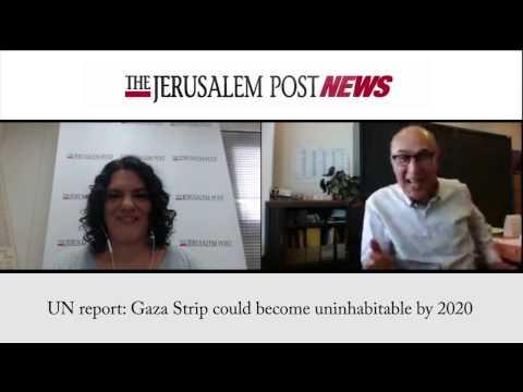 UN Coordinator to Jpost: Lift blockade, reconnect Gaza Strip to the world