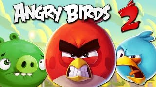 ANGRY BIRDS 2 - THE GAME - A first look at the new Angry Birds!