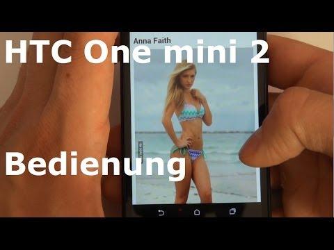 HTC One mini 2 - Bedienung - Teil 2