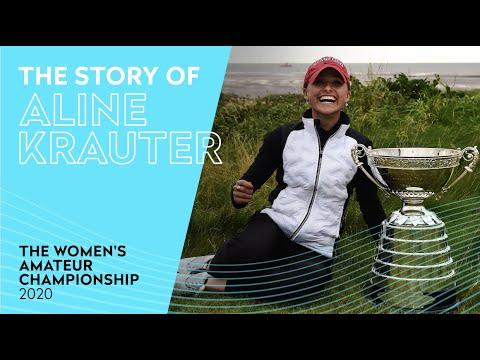 Mädchen deutsche amateur Münchener Golf