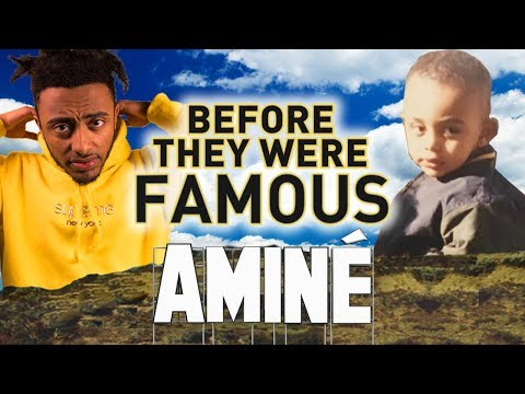 AMINE - Before They Were Famous - GOOD FOR...