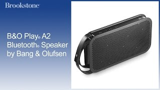 B&O Play® A2 Bluetooth® Speaker by Bang & Olufsen