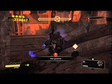 Warhammer Space Marine: Exterminatus Gamplay - Wave 20 + Bonus Wave