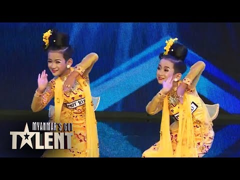 Thar Toe A Mhwar Moe Phyo: Auditions | Myanmar's Got Talent 2018: Myanmar's Got Talent 2018   Subscribe to the Official YouTube Channel: http://bit.ly/MyanmarsGotTalent_YT Watch more from Talent from Myanmar here: http://bit.ly/MORE_MyanmarTalent  The Judge Audition is now on-air every Sunday at 9:00 on MRTV4.  Watch more from Myanmar's Got Talent 2018: http://bit.ly/MORE_MyanmarTalent