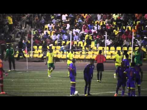 Highlights: Swaziland vs South Africa