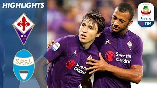 Fiorentina 3-0 SPAL | 3 Different Scorers See Off SPAL! | Serie A