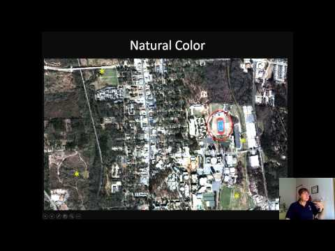Geospatial imagery