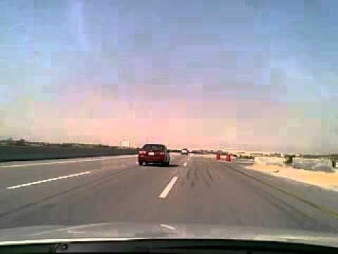 Dammam To Airport~Ada Penampakan Onta