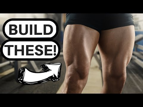 3 Exercises For Bigger Quads (HIT ALL 4 MUSCLES!)