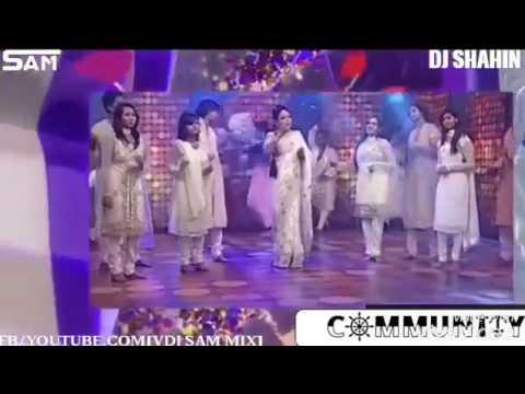 EID SONG ROMJANER OI ROJAR SHESHE REMIX BY SAM   D JAY SHAHIN MIX360p 1