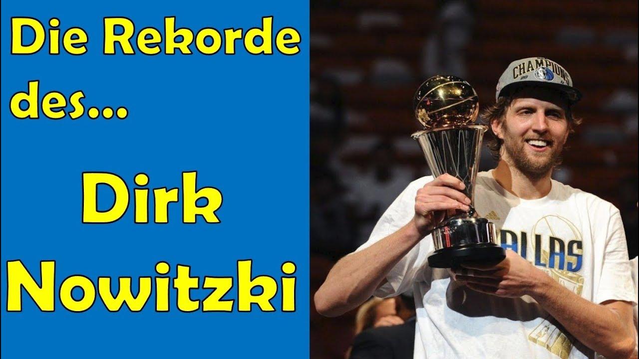 Dirk Nowitzki Rekorde