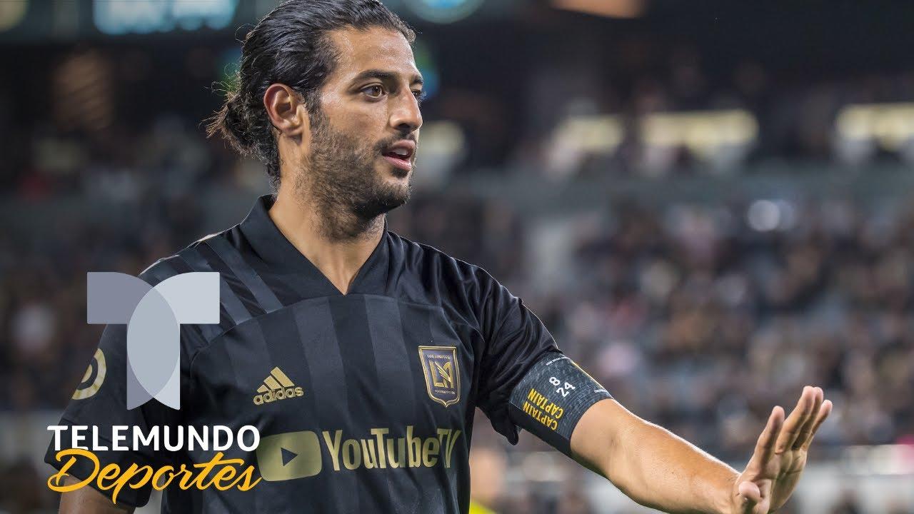 El mayor miedo de Carlos Vela en el regreso de la MLS | Telemundo Deportes