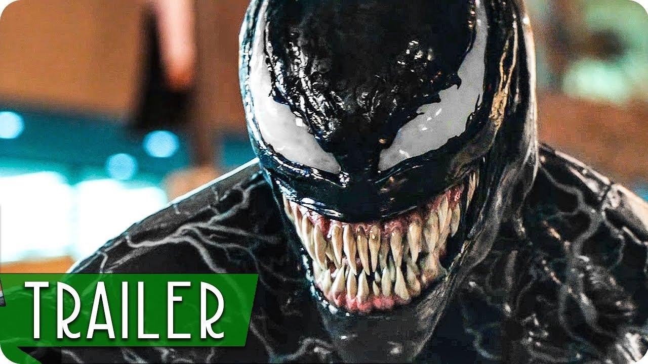 Venom Trailer 2 Deutsch