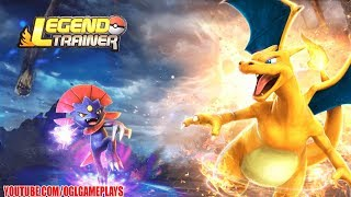 Legend Trainer (New Pokemon Game) Android Gameplay