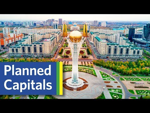 Why Do Countries Build New Capital Cities?